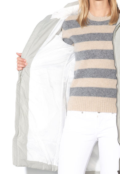 Fundango Geaca usoara cu vatelina si model lung Puppis Femei