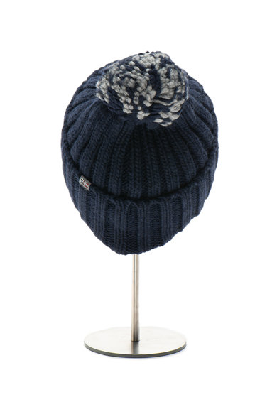 Napapijri Плетена шапка Semiury с помпон Жени