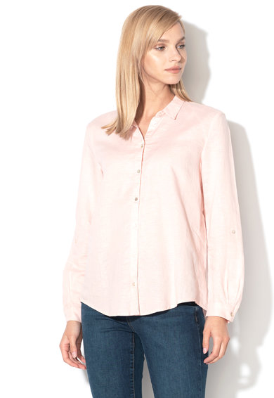 Esprit Риза с лен Жени