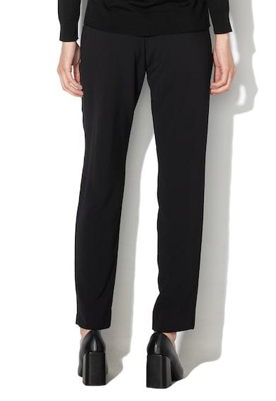 Stefanel Панталон със стеснен крачол и еластична талия Жени