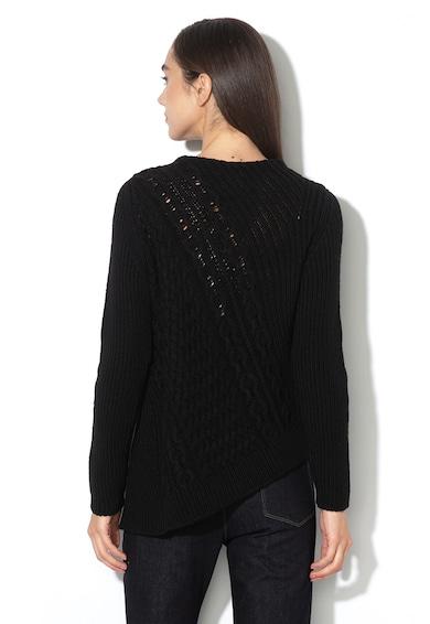 Stefanel Асиметричен пуловер с вълна Жени