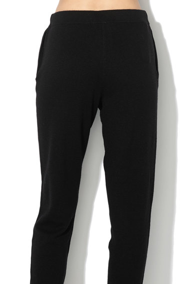Stefanel Плетен панталон с ниско дъно Жени