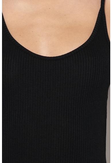 Undercolors of Benetton Body din amestec de modal cu aspect striat Femei