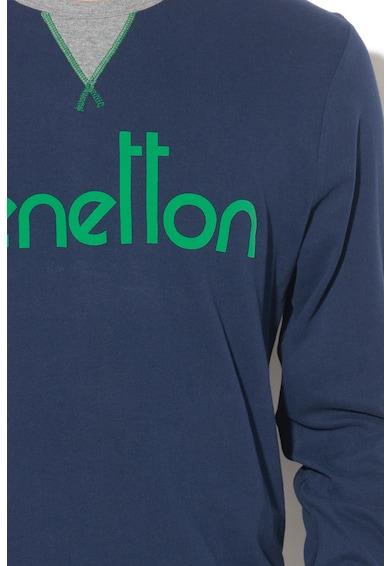 Undercolors of Benetton Bluza de casa cu imprimeu logo Barbati