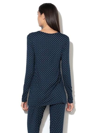 Undercolors of Benetton Bluza de pijama cu imprimeu Femei