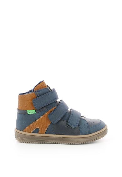Kickers kids Спортни обувки от еко кожа Момичета