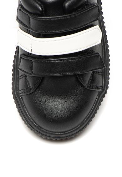 United Colors of Benetton Pantofi sport de piele ecologica Baieti