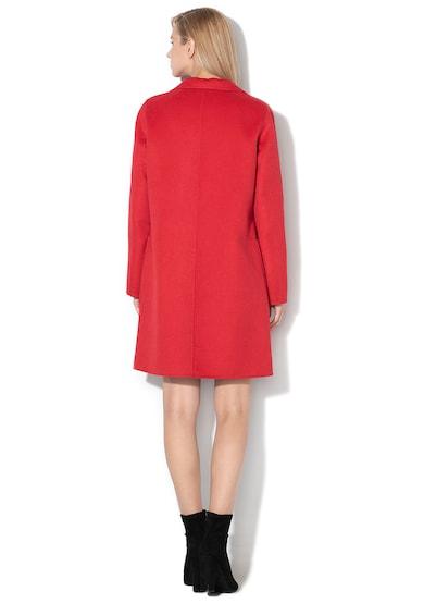 Sisley Palton reversibil din amestec de lana Femei