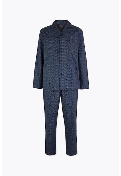 Marks & Spencer Pijama cu imprimeu cu frunze Barbati