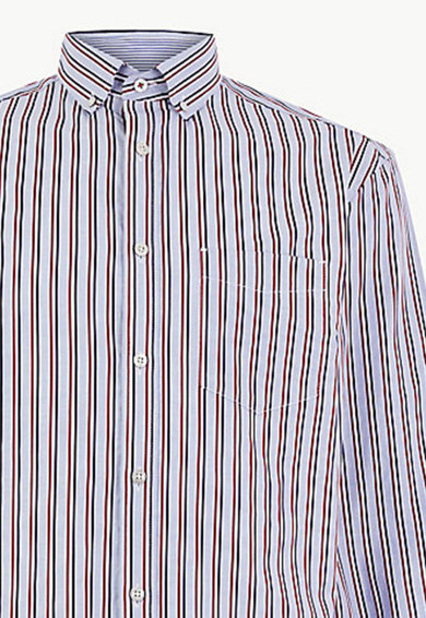 Marks & Spencer Camasa in dungi cu guler fixat cu nasturi Barbati