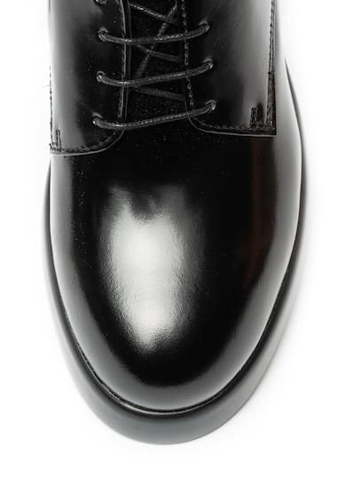 Love Moschino Pantofi derby de piele ecologica Femei