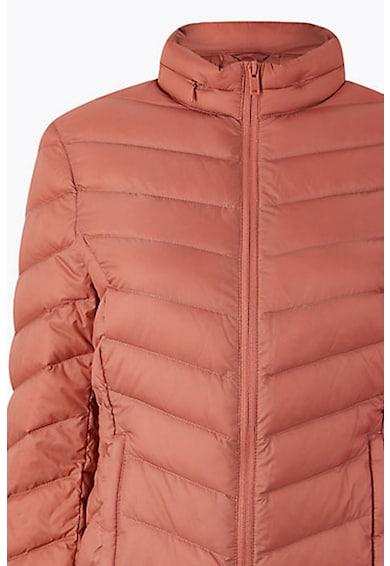 Marks & Spencer Jacheta usoara cu umplutura de puf si aspect matlasat Femei