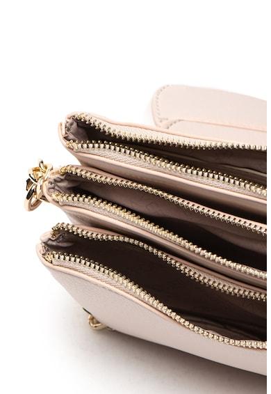 Versace Jeans Geanta crossbody de piele ecologica, cu etui detasabil Femei