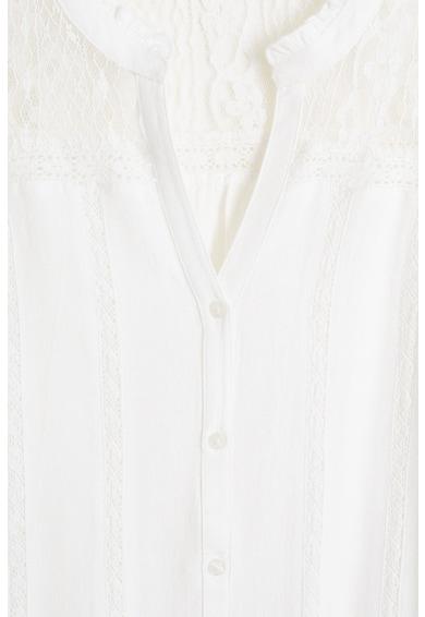 Mango Риза Mar с дантела Жени
