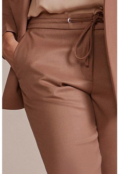 Oltre Pantaloni conici cu snur Femei
