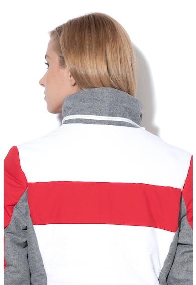 Northland Jacheta impermeabila si rezistenta la vant, cu gluga detasabila si garnitura de blana sintetica, pentru schi Belina Femei
