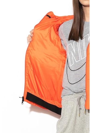 Nike Geaca cu gluga si buzunare cu fermoar Femei