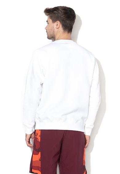 Nike Bluza sport cu detaliu logo brodat Barbati