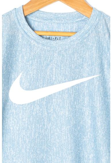 Nike Tricou cu imprimeu logo Heather Core DRI-FIT Fete