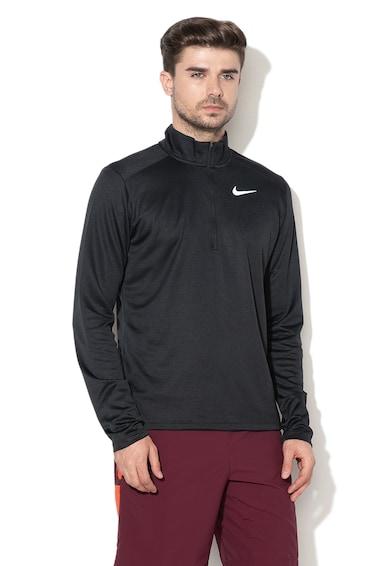Nike Bluza cu tehnologie Dri-FIT, pentru alergare Pacer Barbati