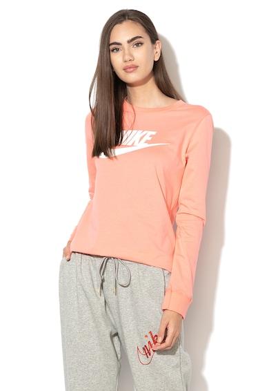 Nike Bluza regular fit cu imprimeu logo Femei