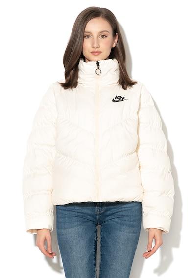 Nike Geaca lejera cu vatelina si guler inalt Femei