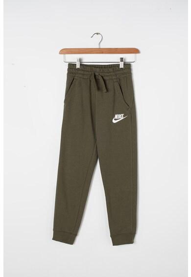 Nike Pantaloni sport cu broderie logo 13 Baieti