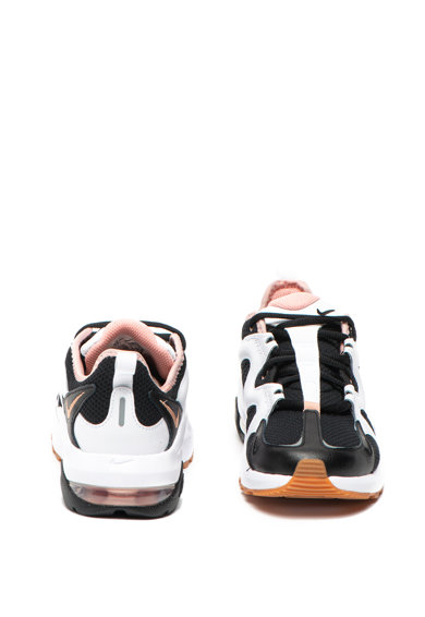 Nike Pantofi sport de piele si material textil AIR MAX Graviton Femei