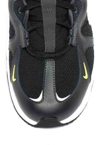 Nike Pantofi sport cu garnituri din piele Air Max Gravitation Barbati