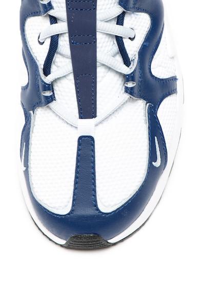 Nike Pantofi sport cu insertii de piele Air Max Graviton Barbati