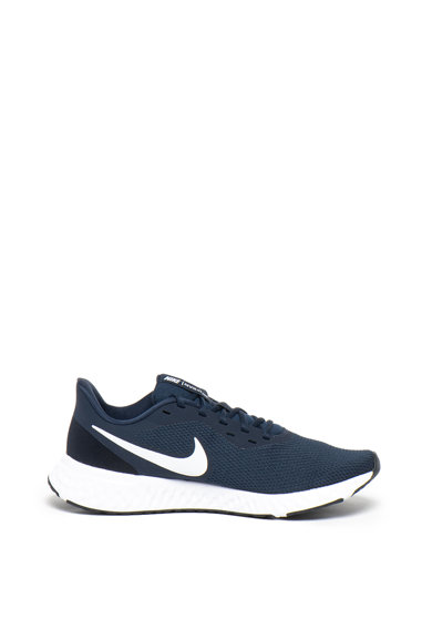 Nike Pantofi sport cu aspect tricotat, pentru alergare Revolution 5 Barbati