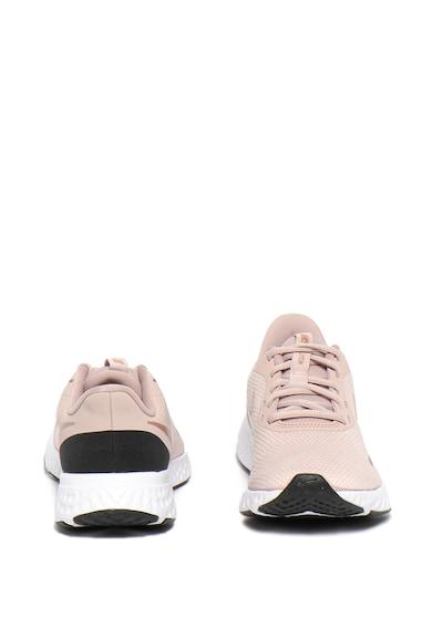 Nike Pantofi sport cu aspect tricotat, pentru alergare Revolution 5 Femei