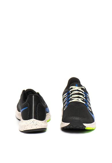 Nike Pantofi cu detaliu logo, pentru alergare Nike Quest Barbati