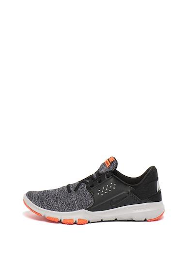 Nike Pantofi cu insertii din material textil, pentru antrenament Nike Flex Control Barbati