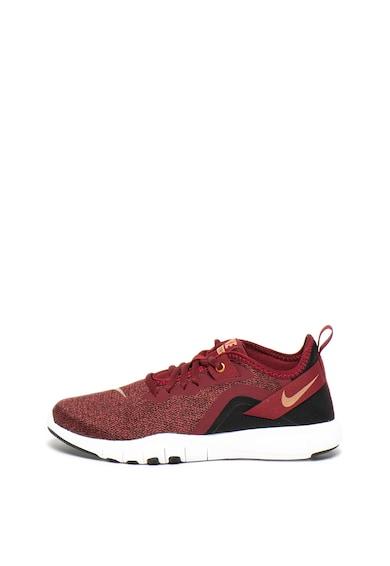 Nike Pantofi sport pentru fitness cu aspect tricotat Flex Femei