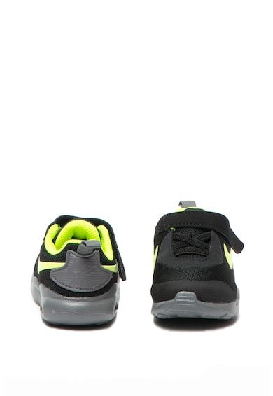 Nike Pantofi sport de plasa cu benzi elastice Air Max Oketo Fete