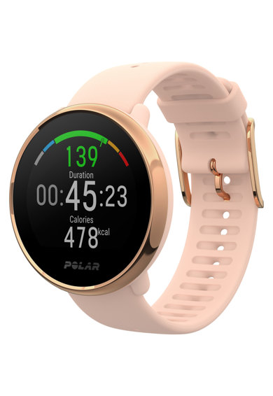POLAR Ceas Smartwatch  Ignite, Small, Pink/Rose Barbati