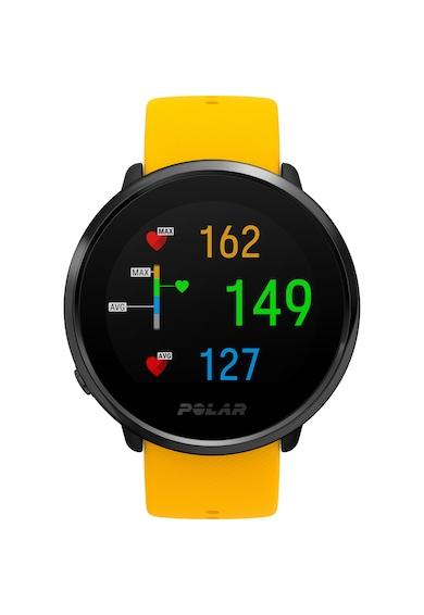 POLAR Ceas Smartwatch  Ignite, Medium/Large, Yellow/Black Barbati