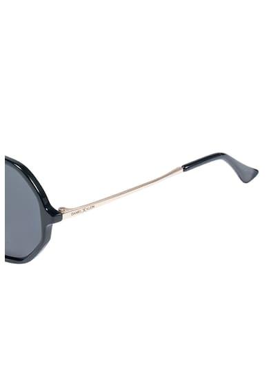 DANIEL KLEIN Ochelari de soare patrati cu lentile polarizate Femei