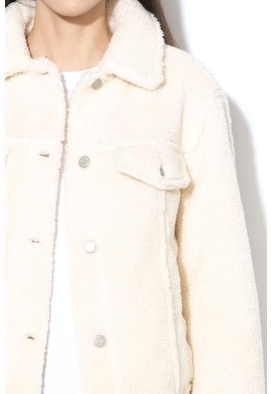 GAP Jacheta din blana shearling sintetica Femei