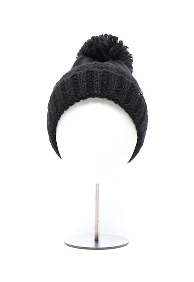 O'Neill Caciula din amestec de lana, cu segment cu captuseala din fleece Femei