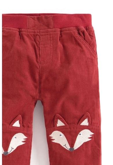JoJo Maman Bebe Джинсов панталон с дизайн на лисица Момчета