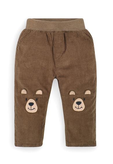 JoJo Maman Bebe Pantaloni din reiat Baieti