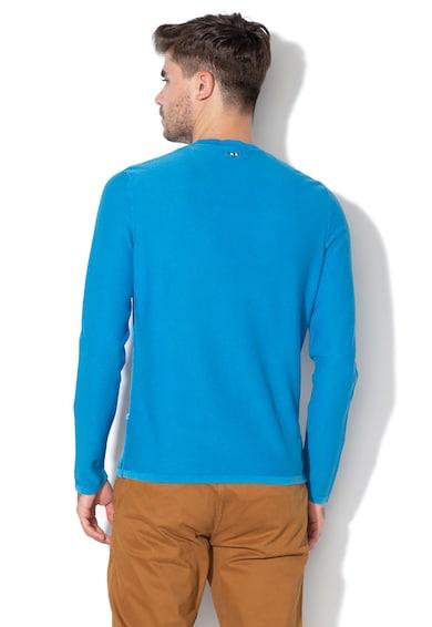 Napapijri Decil kerek nyakú pulóver texturált hatással férfi