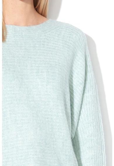 Only Pulover tricotat cu maneci liliac Daniella Femei
