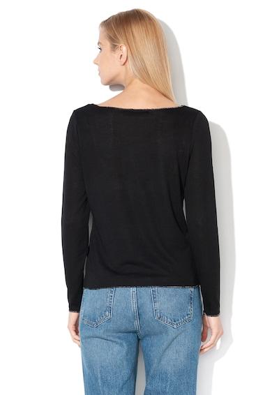 Only Bluza din tricot fin, cu detalii din lurex Hanna Femei