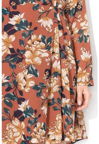 Vero Moda Rochie evazata cu imprimeu floral Wilma, Femei