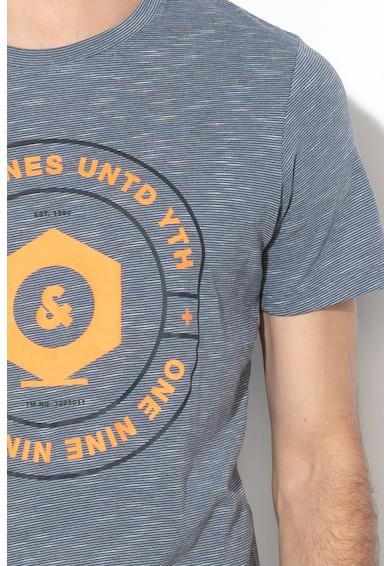 Jack&Jones Tricou cu imprimeu logo Stronger Barbati