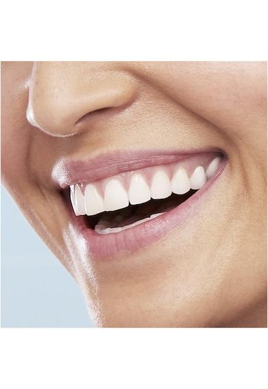 Oral-B Комплект 2х Електрическа четка за зъби  Vitality D100 Cross Action, 1 накрайник, Бял Жени