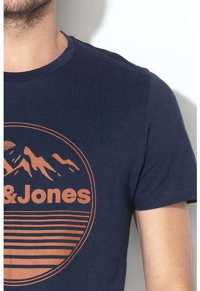Jack&Jones Tricou regular fit cu imprimeu Nashville Barbati